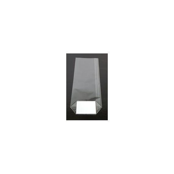 85 x 185 mm 35µ Cristal Fond Carton