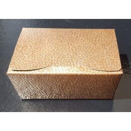 BALLOTIN MARRON 125x80x55 - 375 gr
