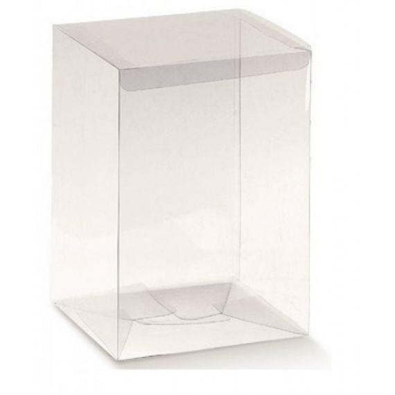 Cube Transparent 80x80x90