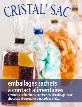 Emballages Sachets Cristal
